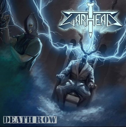 "Warhead ""Death Row"" Album Cover"