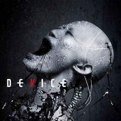 Device's self-titled debut album (2013). Photo from Noisecreep.
