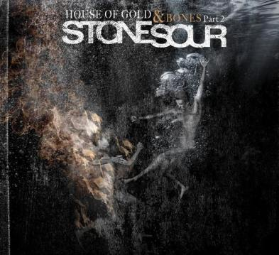 "Stone Sour's ""House of Gold And Bones Part 2"" (2013). Photo from Stone Sour's official website."