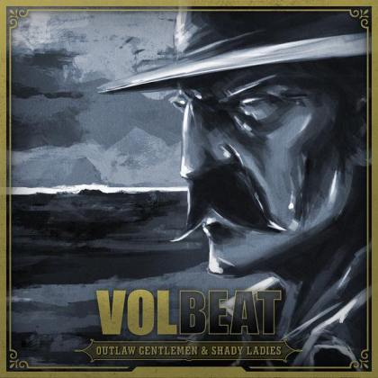 """Outlaw Gentlemen and Shady Ladies"" (2013). Photo from Volbeat's official website."